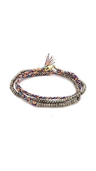 Shashi Ally Wrap Bracelet