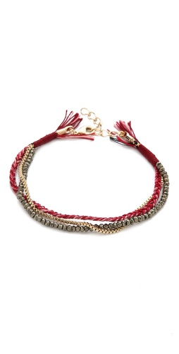 Shashi Maya Gemstone Bead Bracelet at Shopbop / East Dane