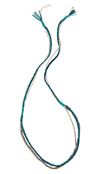 Shashi Maya Gemstone Bead Necklace