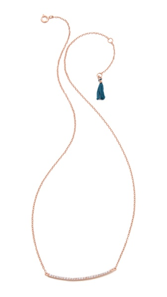 Shashi Bar Necklace