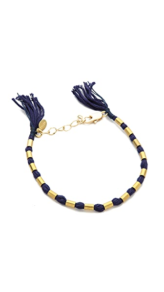 Shashi Carly Yellow Bracelet