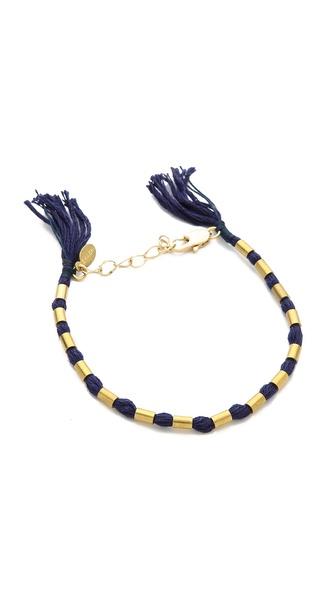 Shashi Carly Yellow Bracelet