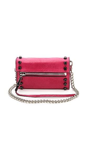 Миниатюрная сумка через плечо Breakthrough She + Lo