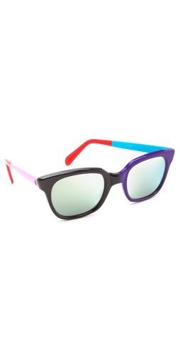 Sheriff&Cherry G11S Olympic Rock Mirrored Sunglasses
