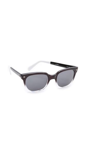 Sheriff&Cherry G11 Double Star Sunglasses