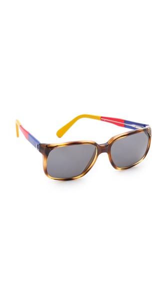 Sheriff&Cherry M126 Turtle Sunglasses