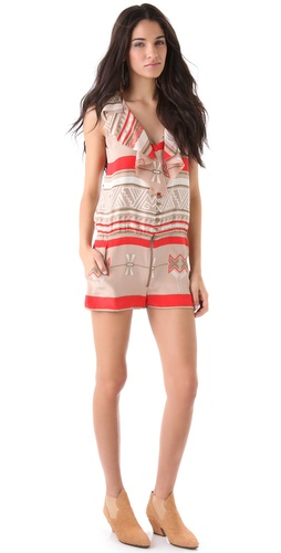Sheri Bodell Shaman Romper