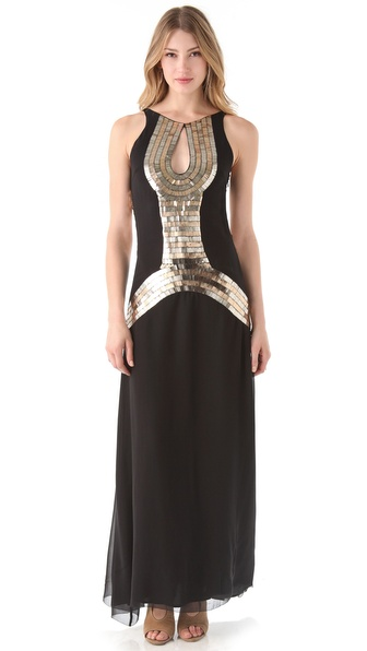 Sheri Bodell Deco Gown