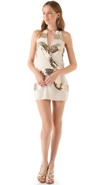 Sheri Bodell Deco Shift Dress
