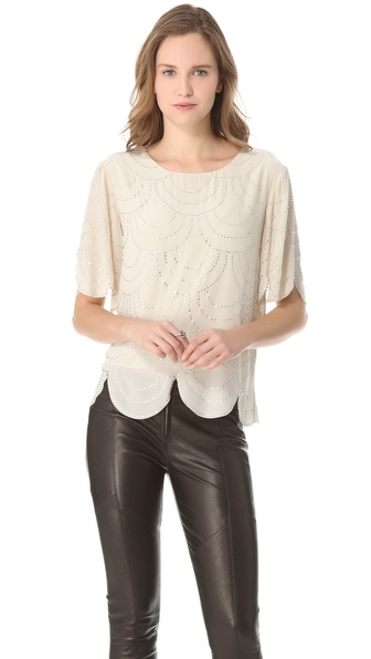 Sheri Bodell Greve Crystal Blouse