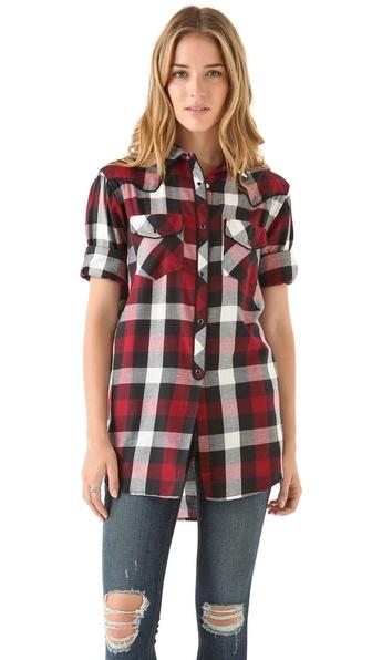 Shine Savannah Old Square Shirt
