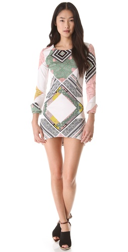 Shop Shona Joy We Surrender Body Con Dress and Shona Joy online - Apparel, Womens, Dresses, Cocktail, Night_Out,  online Store
