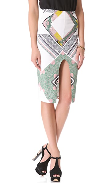 Shona Joy We Surrender Pencil Skirt
