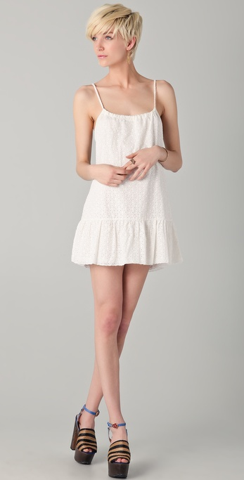 6 Shore Road Sag Harbor Mini Dress