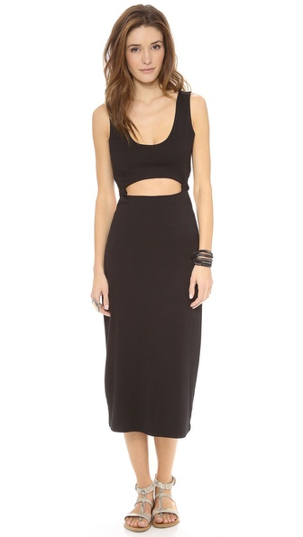 6 Shore Road by Pooja Sun Valley Midi Cover Up Dress