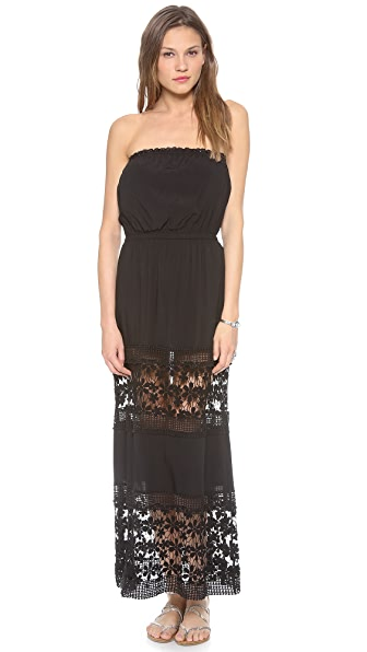 6 Shore Road by Pooja Charlotte Cover Up Maxi Dress