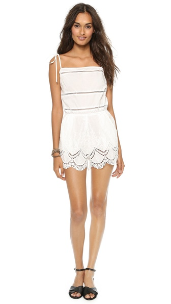 6 Shore Road First Crush Romper