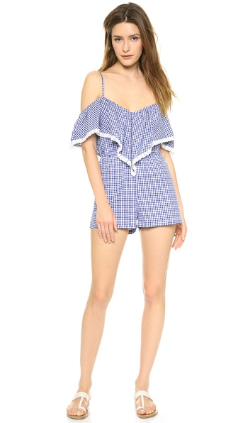 6 Shore Road Picnic Romper