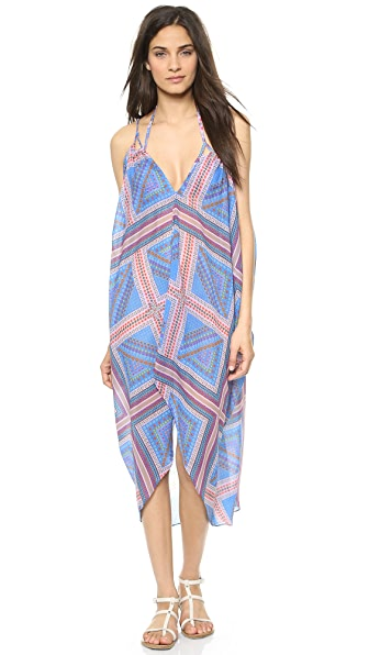 6 Shore Road by Pooja Carnival Beach Cover Up