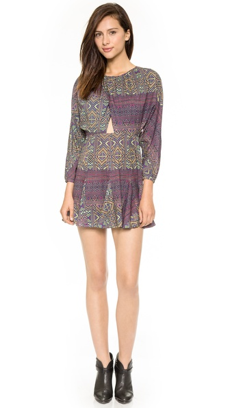 6 Shore Road Dreamcatcher Dress
