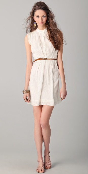Shoshanna Elizabeth Shirtdress
