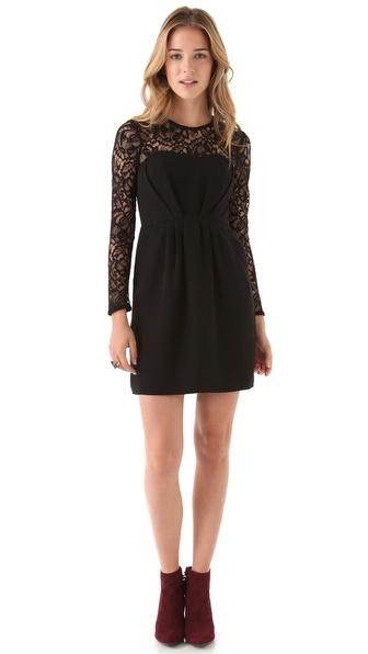 Shoshanna Lilleth Dress
