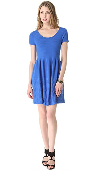Shoshanna Leanda Knit Dress