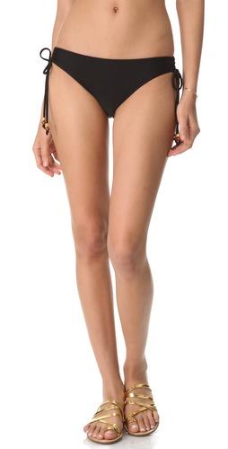 Shoshanna Beaded Bikini Bottoms