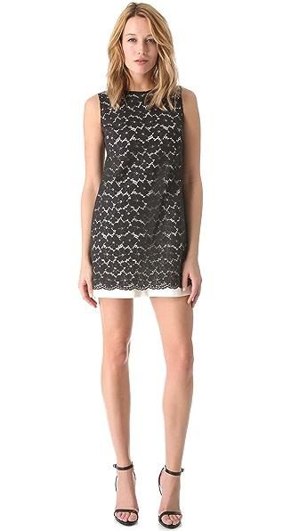 Shoshanna Lace Karen Dress