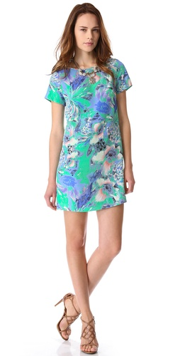Shoshanna Selma Shift Dress
