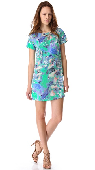 Shoshanna Selma Shift Dress
