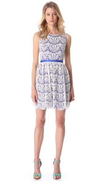 Shoshanna Lace June Dress