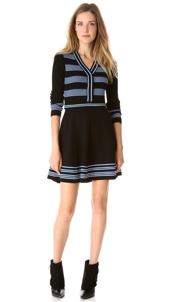 Shoshanna Mila Sweater Dress