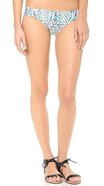 Shoshanna Occitan Ikat Bikini Bottoms