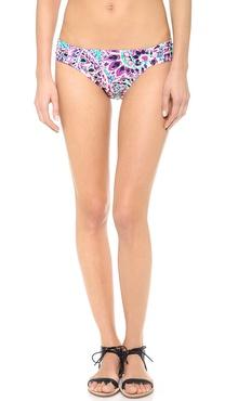Shoshanna Pampelonne Paisley Bikini Bottoms