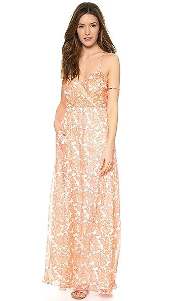 Shoshanna Mia Maxi Dress