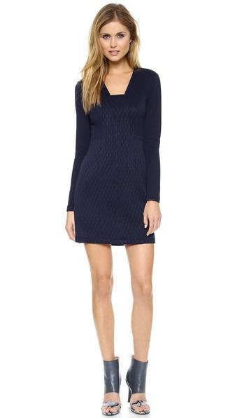 Shoshanna Combo Kyra Dress
