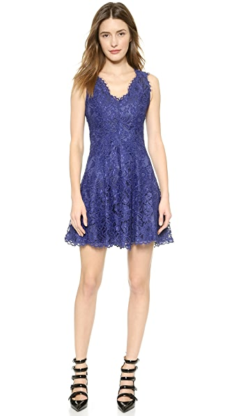 How Do Shoshanna Dresses Fit Shoshanna Lace Cindy Dress