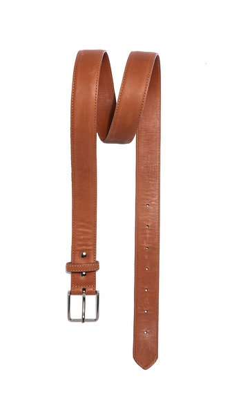 Shipley & Halmos Oak Belt