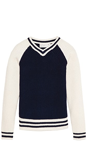 Shipley & Halmos Sperry Sweater