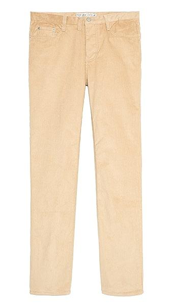 Shipley & Halmos Rhodes Corduroy Pants