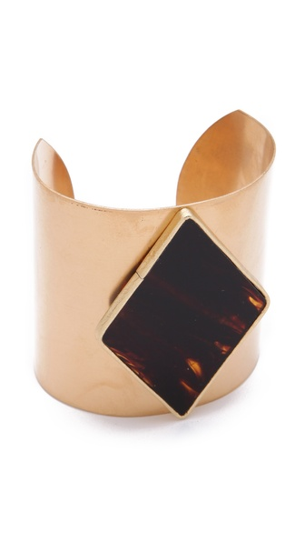 Sandy Hyun Tortoise Cuff