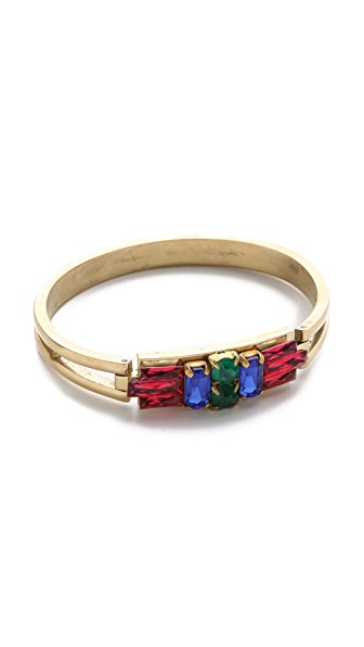 Sandy Hyun Jeweled Bangle