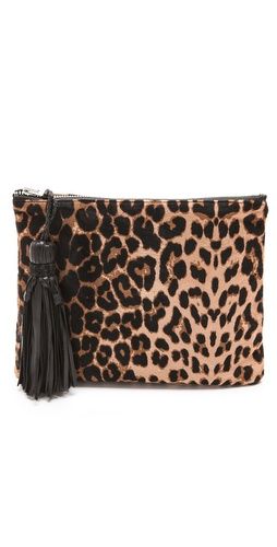 Simone Camille Haircalf Clutch at Shopbop / East Dane