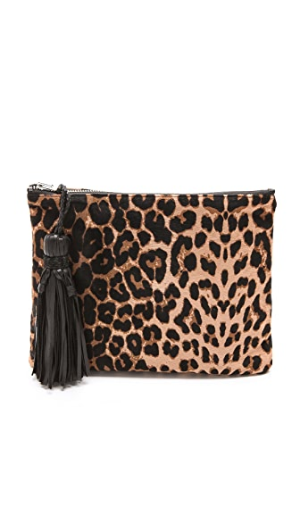 Simone Camille Haircalf Clutch