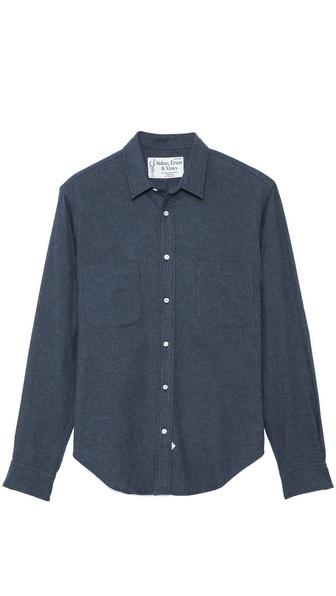Sidian, Ersatz & Vanes Flannel Classic Shirt