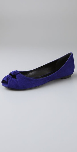 Sigerson Morrison Double Knot Flats