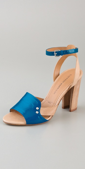 Sigerson Morrison Bunch High Heel Sandals