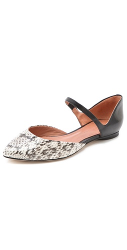 Shop Sigerson Morrison Flat Mary Janes - Sigerson Morrison online - Footwear,Womens,Footwear,Flats, at Lilychic Australian Clothes Online Store