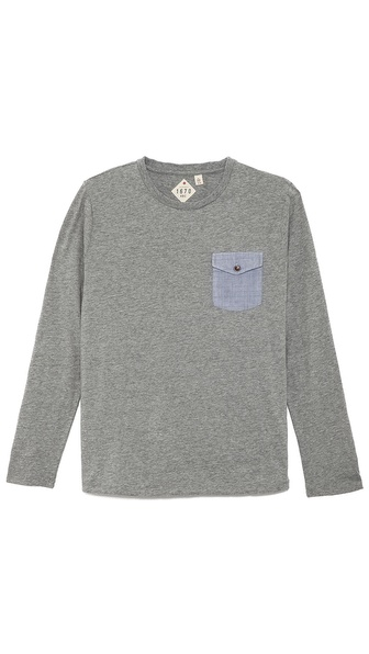 1670 HBC Dover Long Sleeve T-Shirt